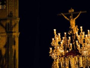Cristo del Cachorro Semana Santa Sevilla