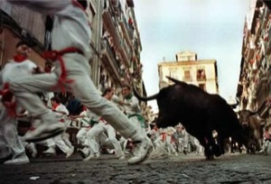 Sanfermines 2010 programa de toros