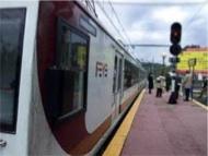 Fallas de Valencia trenes Regionales