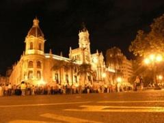 Foto de Valencia de noche